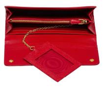 Großes Saffiano-Portemonnaie