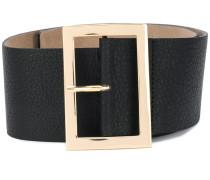 wide buckle belt