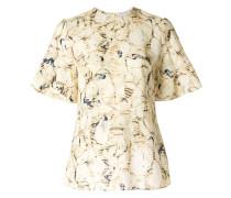 'Caspian' T-Shirt mit Print