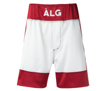 boxy bermuda shorts