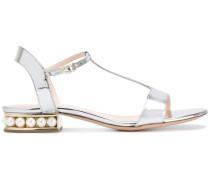 'Casati' Sandalen mit Perlen