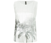 palm trees sleeveless top
