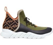 Sneakers mit FF-Print