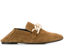 Loafer mit Kettendetail
