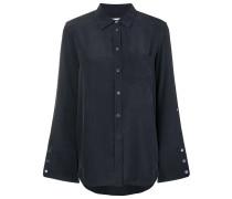 Langes Oversized-Hemd