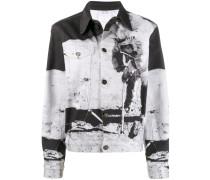 Moon Landing denim jacket