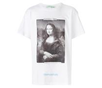 Mona Lisa arrows T-shirt