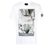 T-Shirt mit optischer Illusion