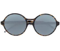 'Tokyo' Sonnenbrille in Schildpatt-Optik