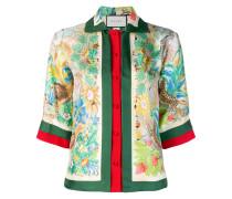 'Floral Jungle' Hemd