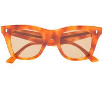 orange cat eye sunglasses