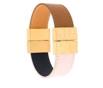 colour-block reversible bracelet