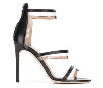 Sandalen mit PVC-Details