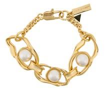 'Liquid Pearl' Armband