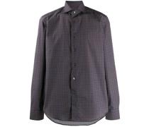 Hemd mit geometrischem Muster