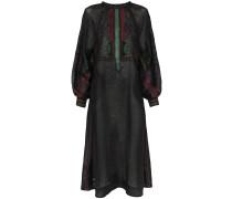 'Parajanov' Kleid mit Knöpfen