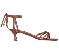 '50' Sandalen mit Knotenverschluss