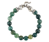 Armband mit Totenkopf-Perlen
