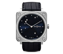 BR S Diamond Eagle Diamonds 39mm