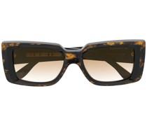 Marmorierte Sonnenbrille