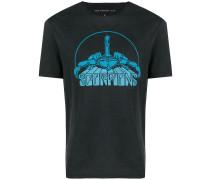 """T-Shirt mit """"Scorpions""""-Print"""