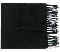 Schmaler Schal mit Fransen