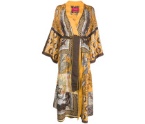 Gestufte Robe
