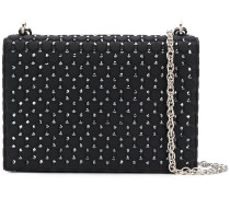crystal embellished mini bag