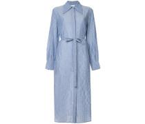 Kleid mit Oversized-Kragen