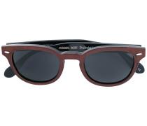 'Sheldrake Leather' Sonnenbrille