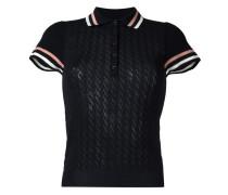 Kurzärmeliges Poloshirt - women - Schurwolle - S