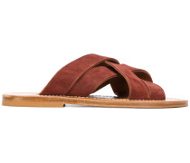 flat sole slippers