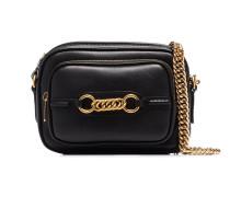 leather link camera bag