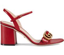 Sandalen mit mittelhohem Absatz
