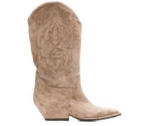 Cowboy-Stiefel mit spitzer Kappe