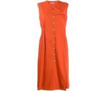 Geknöpftes Kleid