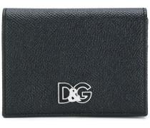small logo wallet