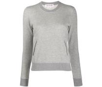 Sweatshirt mit herzförmigem Cut-Out