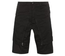 Cargo-Shorts mit Reißverschlüssen
