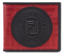 Jacquard-Portemonnaie