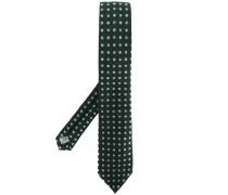 Krawatte mit Punkten