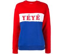 'Yeye' Sweatshirt im Boyfriend-Look