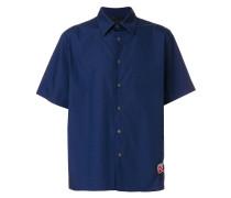 Zweifarbiges Hemd