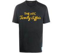 "T-Shirt mit ""Family Affairs""-Print"