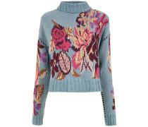 'Fabiana' Intarsien-Pullover