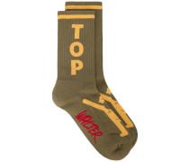 'TOP' Socken