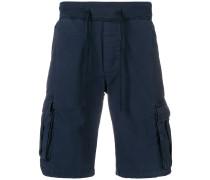 Cargo-Shorts mit Kordelzug