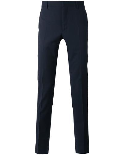 Anzughose mit geradem Bein