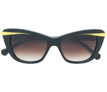 Sonnenbrille im Cat-Eye-Design