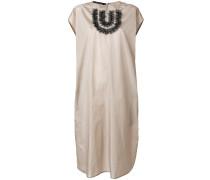 Tunika-Kleid im Oversized-Design
